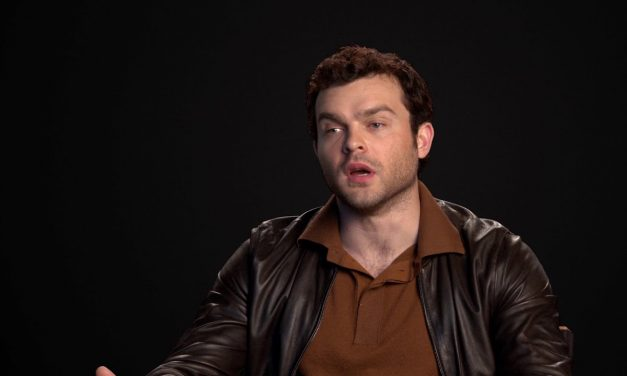 The Cast of Solo: A Star Wars Story… On Acting
