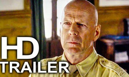 AIR STRIKE Trailer #2 NEW (2018) Bruce Willis, Adrien Brody Action Movie HD