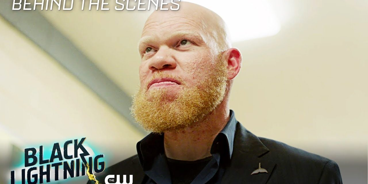 Black Lightning | More To Explore With Tobias | The CW