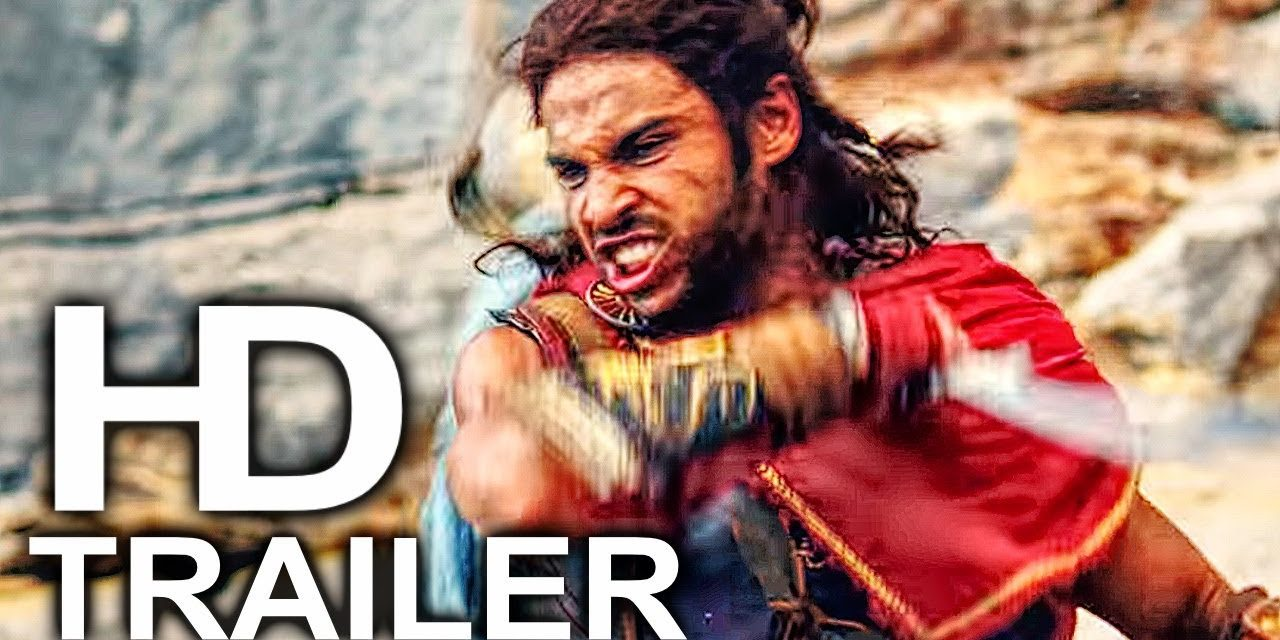 ASSASSIN'S CREED ODYSSEY Live Action Trailer #1 NEW (2018) Ancient Greece Sparta HD