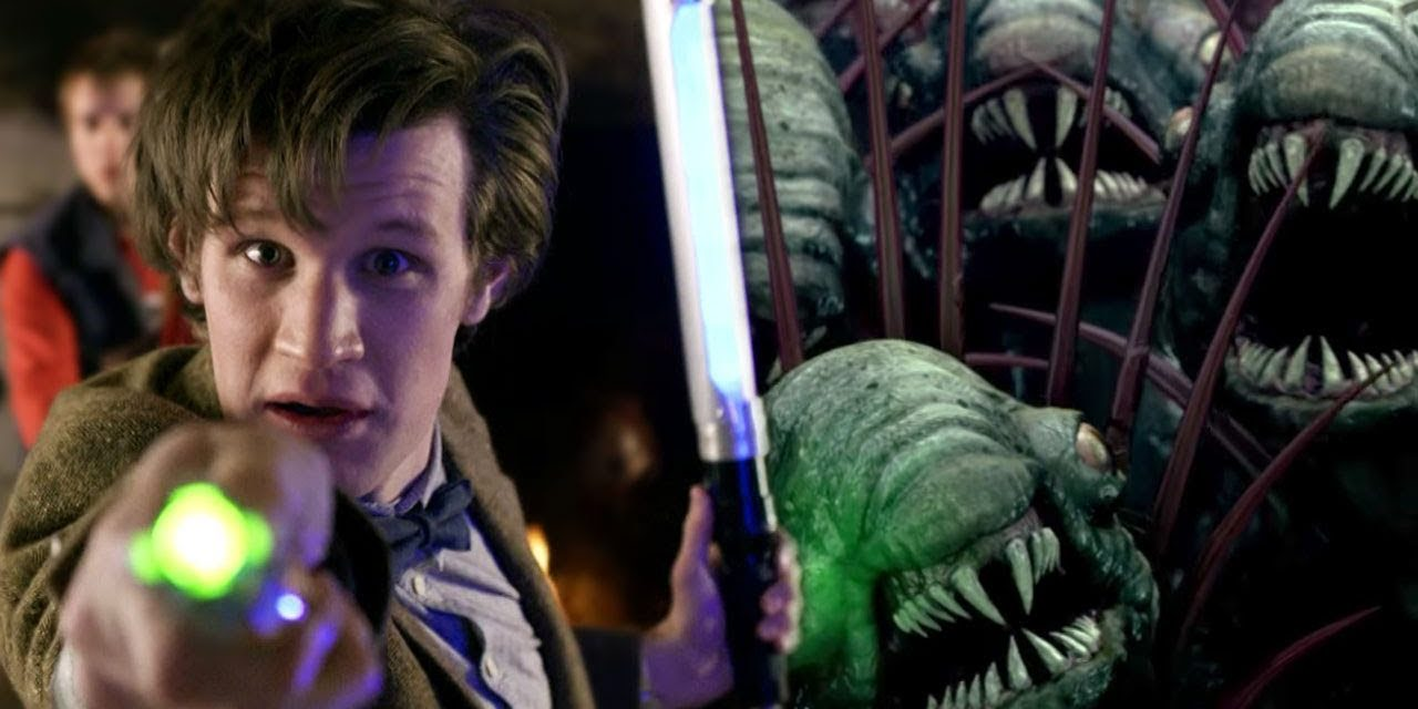 Fish From Space | The Vampires Of Venice | Doctor Who