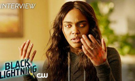 Black Lightning | Where's Jennifer's Suit? | The CW