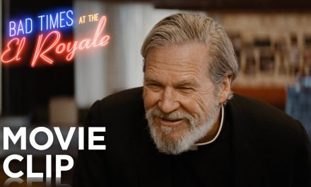 "Bad Times at the El Royale | ""No Place for a Priest"" Clip 