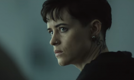 "Trailer Watch: Claire Foy Returns Home in ""The Girl in the Spider's Web"""