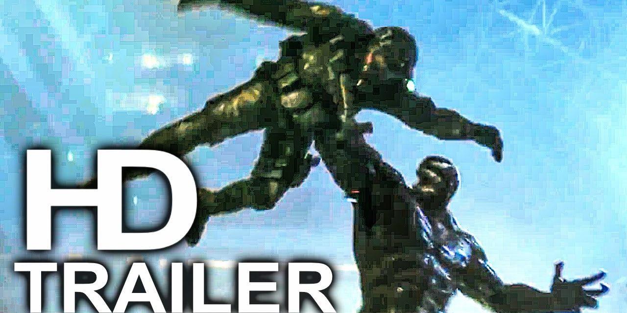 VENOM Soldiers Vs Venom Fight Scene Trailer NEW (2018) Spider-Man Spin-Off Superhero Movie HD