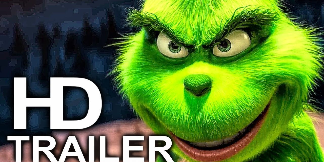 THE GRINCH Final Trailer #3 NEW (2018) Animated Movie HD