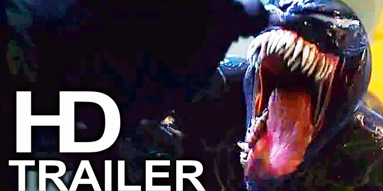 VENOM Biting Off Heads Scene Trailer NEW (2018) Spider-Man Spin-Off Superhero Movie HD