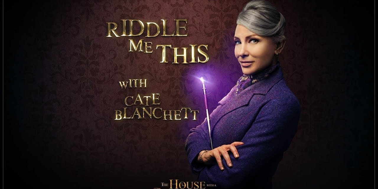 The House With a Clock In Its Walls – Riddle Me This #2