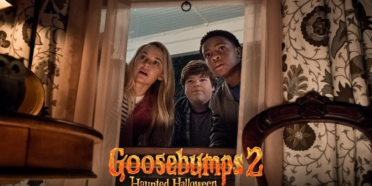GOOSEBUMPS 2: HAUNTED HALLOWEEN – Gummy Bear Trailer