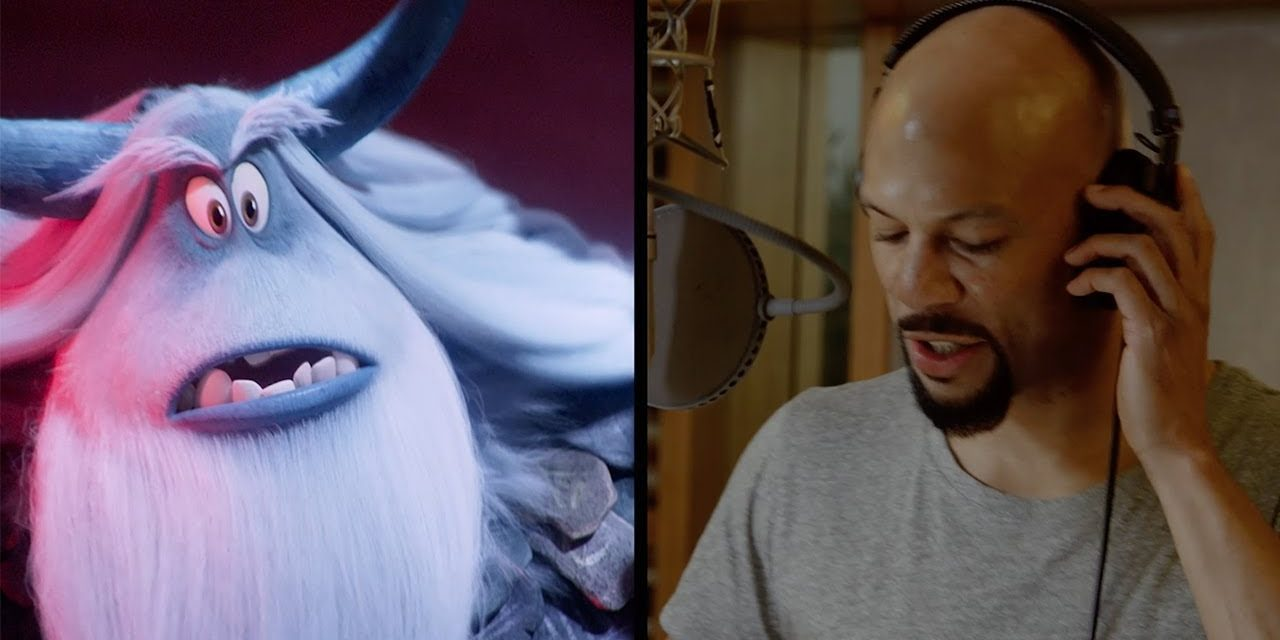"""SMALLFOOT – """"Let It Lie"""" performed by Common"""