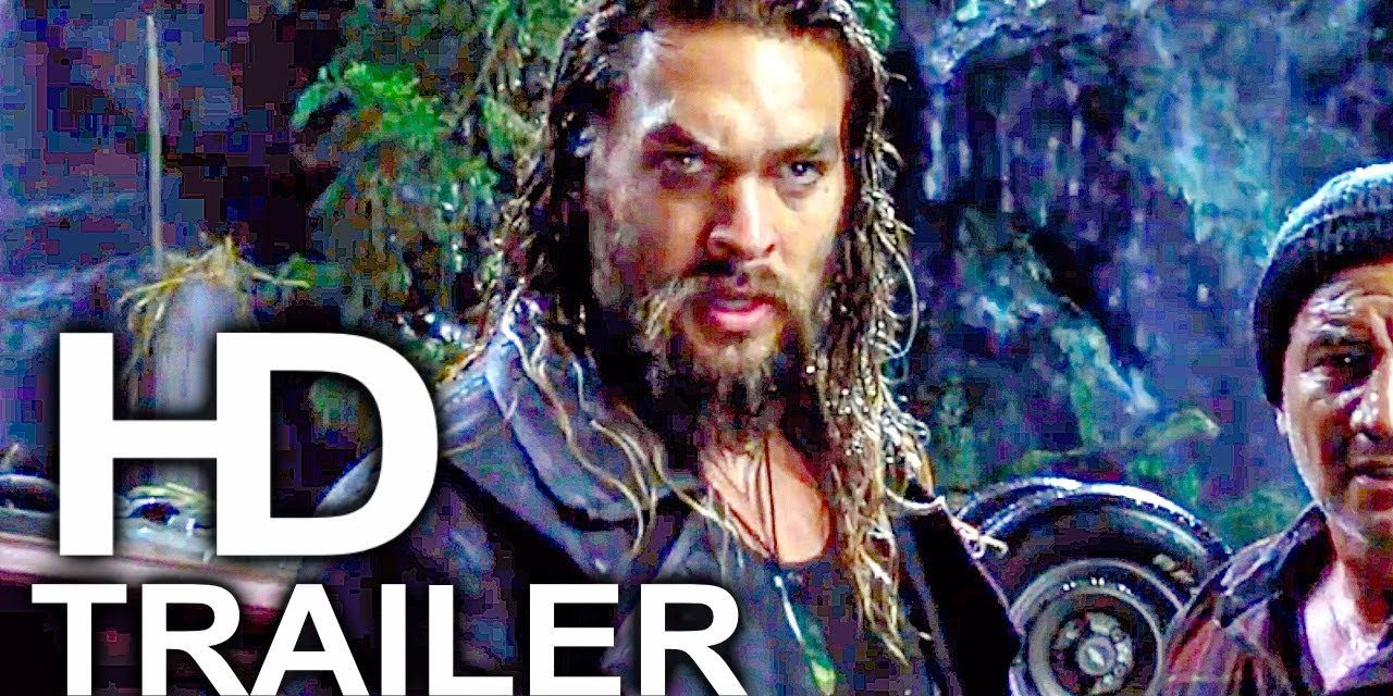 AQUAMAN Trailer #2 International NEW (2018) Superhero Movie HD