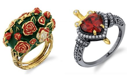 This Disney Villain Jewelry Line Is Delightfully Evil