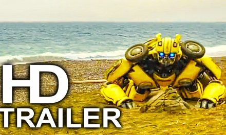 BUMBLEBEE Trailer #2 Teaser NEW (2018) John Cena Transformers Movie HD