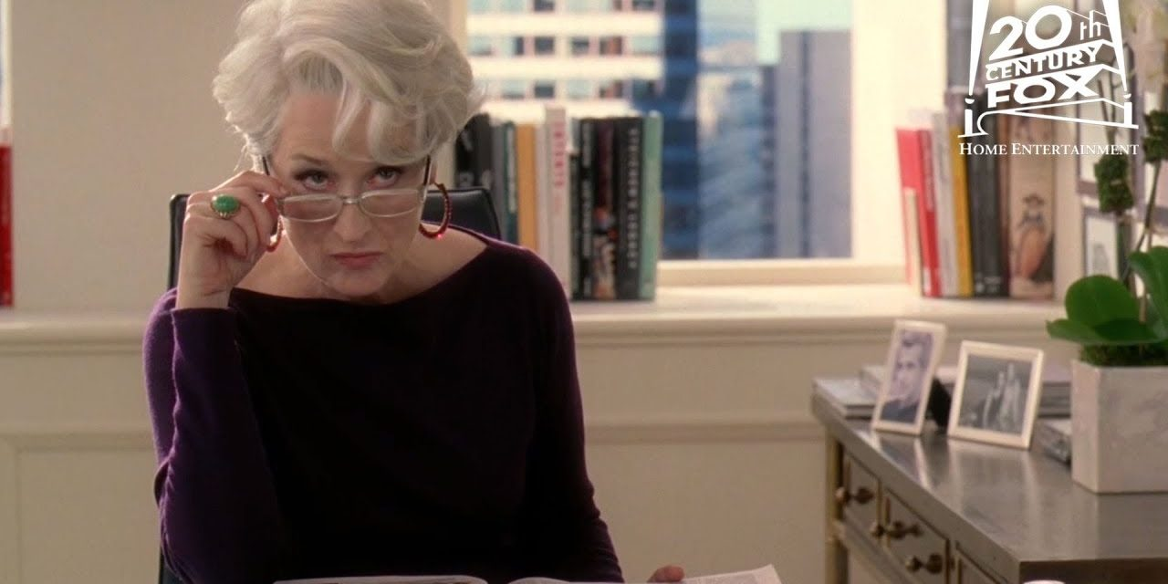 The Devil Wears Prada | Miranda's Most Savage Moments | 20th Century FOX