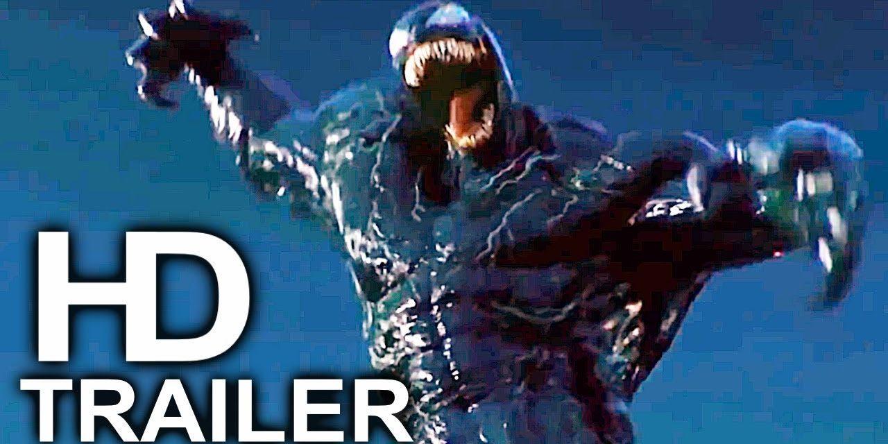 VENOM Jump Attack Trailer NEW (2018) Spider-Man Spin-Off Superhero Movie HD