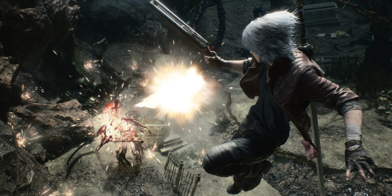Devil May Cry 5 features demon hunters old and new in a new TGS trailer