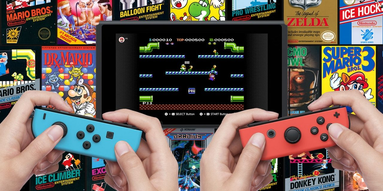 Soapbox: Why I'm Not Excited About Playing NES Games On The Nintendo Switch