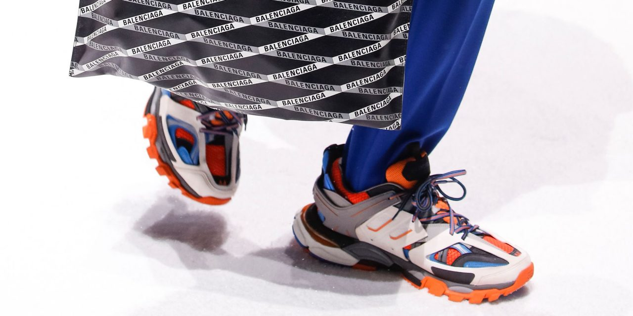 "Move Over Triple S, Balenciaga's New ""It"" Sneaker Is Here"