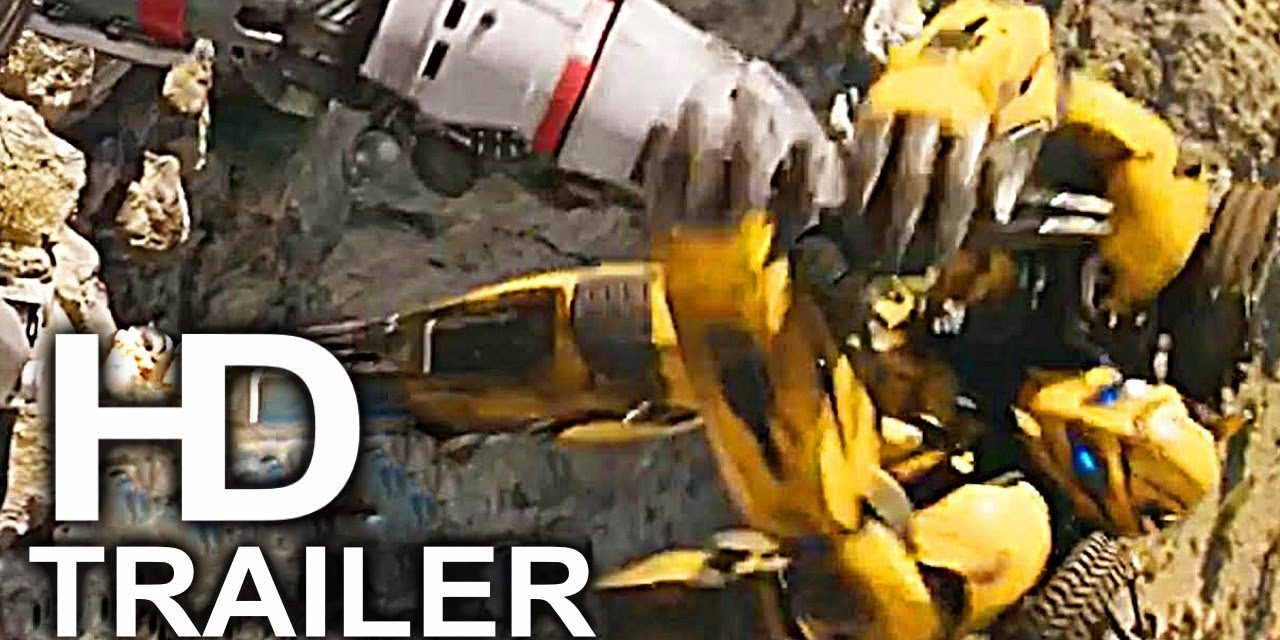 BUMBLEBEE Blitzwing Hunting Optimus Prime Trailer NEW (2018) John Cena Transformers Movie HD