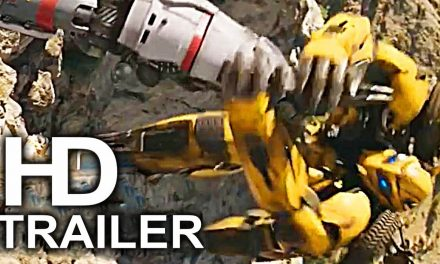 BUMBLEBEE Blitzwing Hunting Optimus Prime Trailer NEW (2018) John Cena Transformers Movie HD