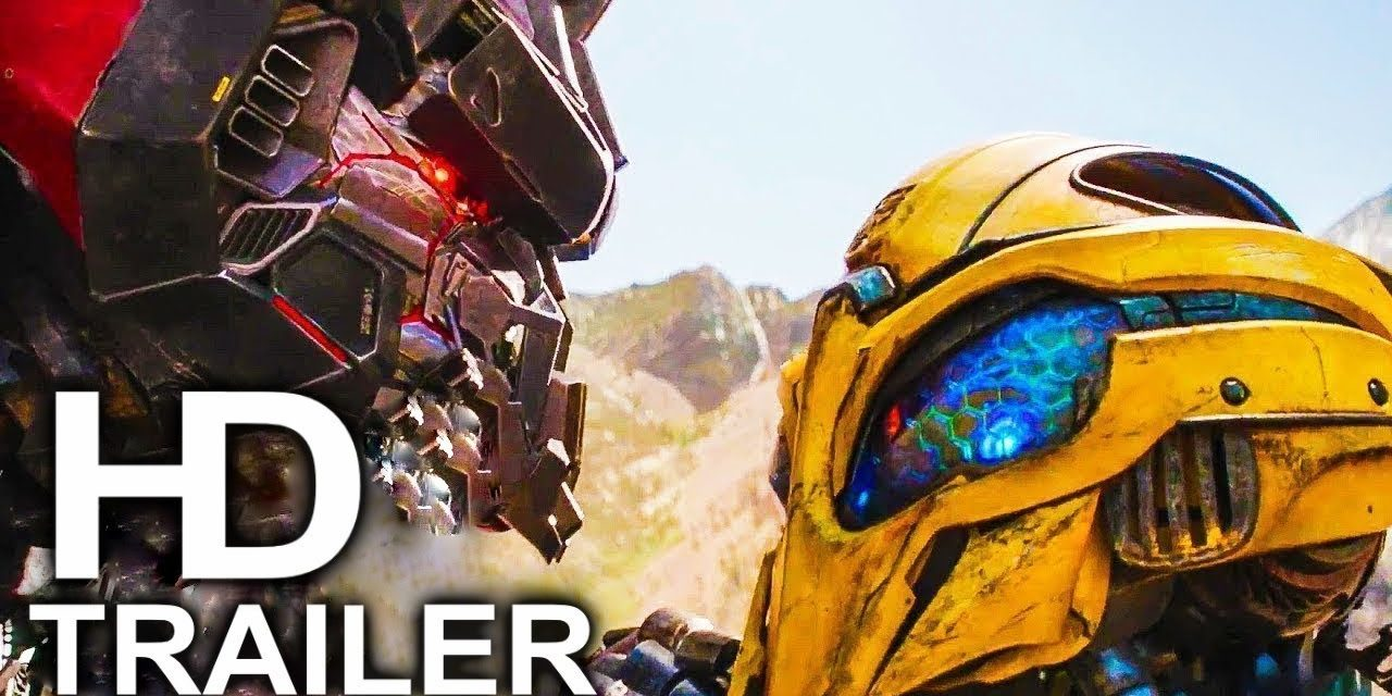 BUMBLEBEE Trailer #2 Extended NEW (2018) John Cena Transformers Movie HD