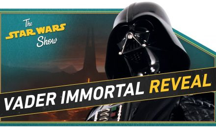 Vader Immortal First Look and Meet the Cast of Star Wars Resistance