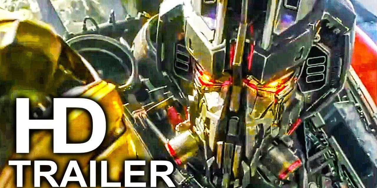 BUMBLEBEE Blitzwing Vs Bumblebee Fight Scene Trailer NEW (2018) John Cena Transformers Movie HD