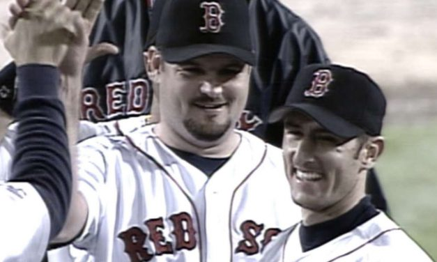 Rapp gets final out, Red Sox win Game 3 of 1999 ALCS