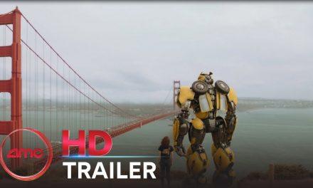 BUMBLEBEE – Official Trailer (Hailee Steinfeld, John Cena) | AMC Theatres (2018)