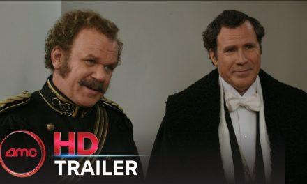 HOLMES & WATSON – Official Trailer (Will Ferrell, John C. Reilly) | AMC Theatres (2018)