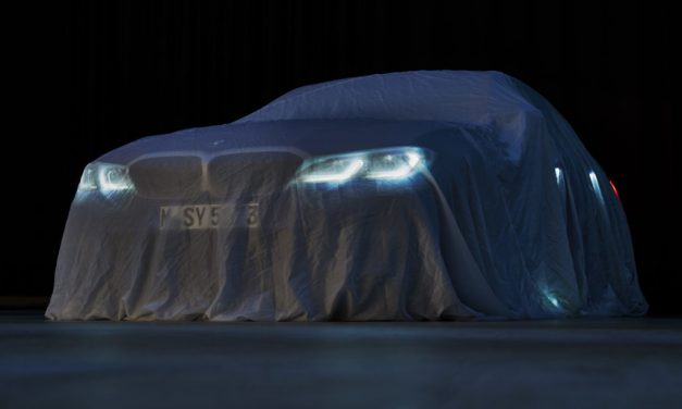 BMW Confirms G20 3 Series Will Make Its World Premiere at Paris