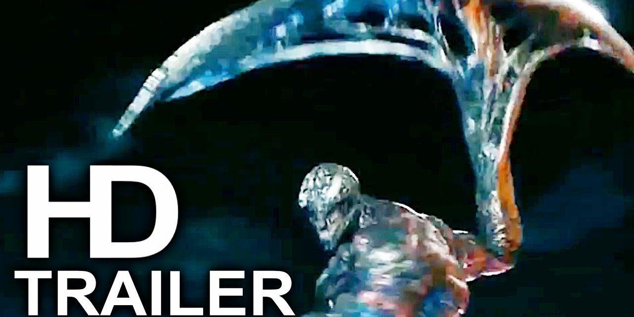 VENOM Riot Symbiote Trailer NEW (2018) Spider-Man Spin-Off Superhero Movie HD