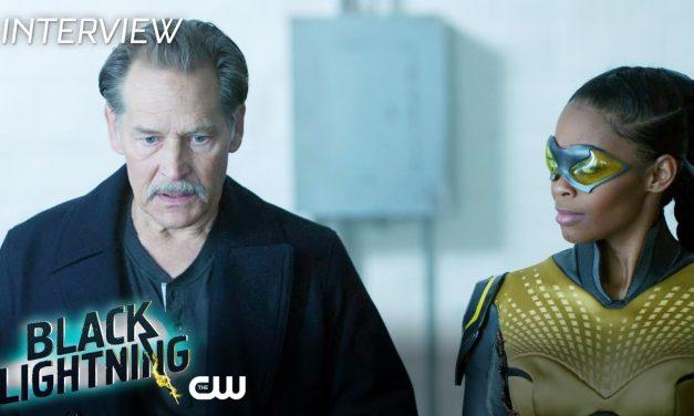 Black Lightning | Monster | The CW