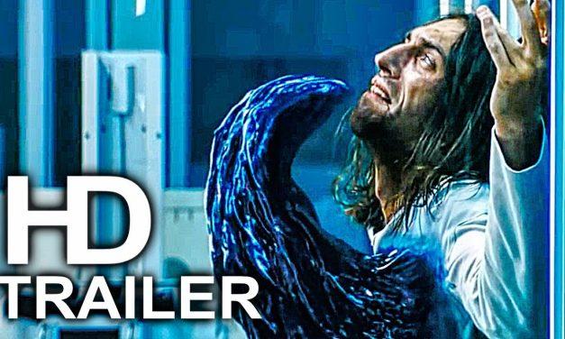 VENOM Symbiote Test Scene Clip + Trailer NEW (2018) Spider-Man Spin-Off Superhero Movie HD