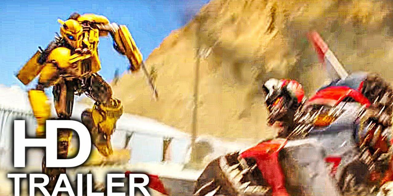 BUMBLEBEE Decepticons Vs Optimus Prime Fight Trailer NEW (2018) John Cena Transformers Movie HD