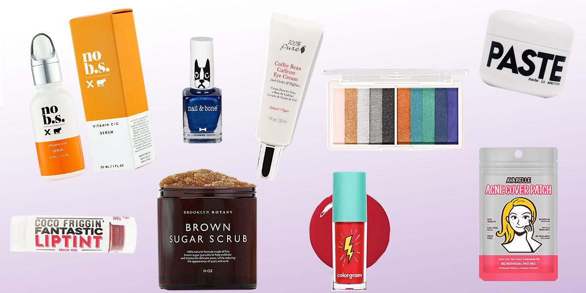 Amazon's Indie Beauty Shop is a secret gold mine for makeup gurus