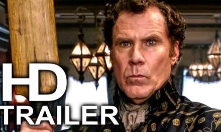 HOLMES & WATSON Trailer #1 NEW (2018) Sherlock Holmes Comedy Movie HD