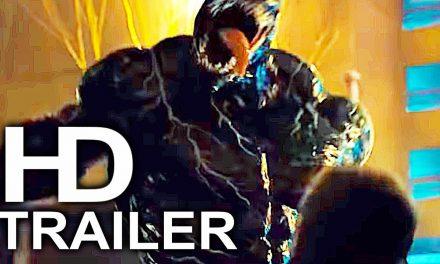 VENOM Bites Off Human Head FULL Scene Trailer NEW (2018) Spider-Man Spin-Off Superhero Movie HD