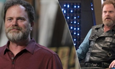 Discovery Heads to Blu-ray: Rainn Wilson
