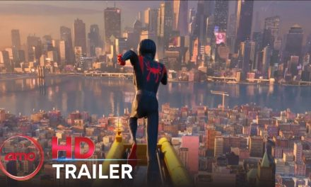 SPIDER-MAN: INTO THE SPIDER-VERSE – Official Trailer #3 | AMC Theatres (2018)