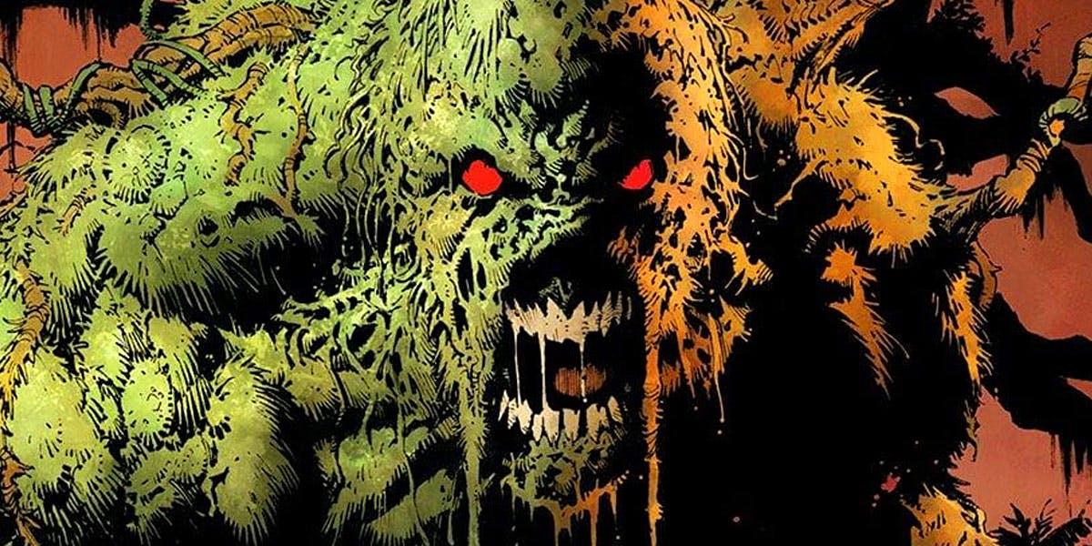 Azzarello & Capullo Team Up on DC's Swamp Thing