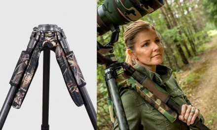 LensCoat Unveils Shoulder Protection for Carrying Heavy Tripods