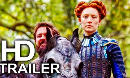 MARY QUEEN OF SCOTS Trailer #2 NEW (2018) Margot Robbie, Saoirse Ronan Movie HD