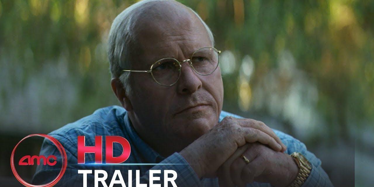 VICE – Official Trailer (Christian Bale, Amy Adams, Steve Carell) | AMC Theatres (2018)
