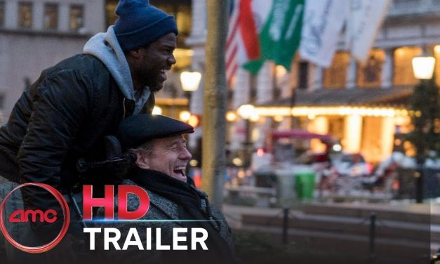 THE UPSIDE – Official Trailer (Kevin Hart, Bryan Cranston, Nicole Kidman) | AMC Theatres (2019)