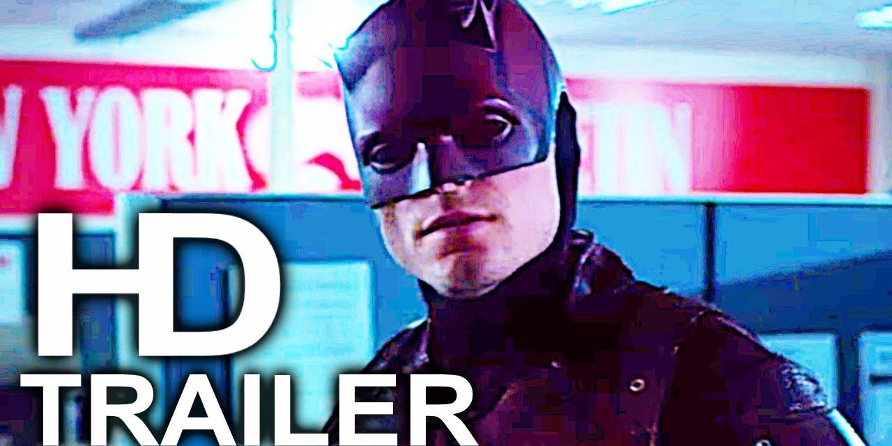 DAREDEVIL Season 3 FULL Trailer Extended NEW (2018) Marvel Superhero Series HD