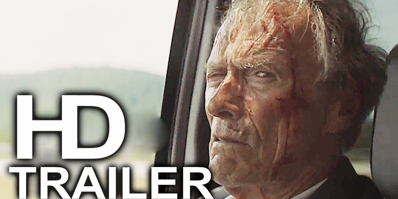 THE MULE Trailer #1 NEW (2018) Clint Eastwood, Bradley Cooper Thriller Movie HD