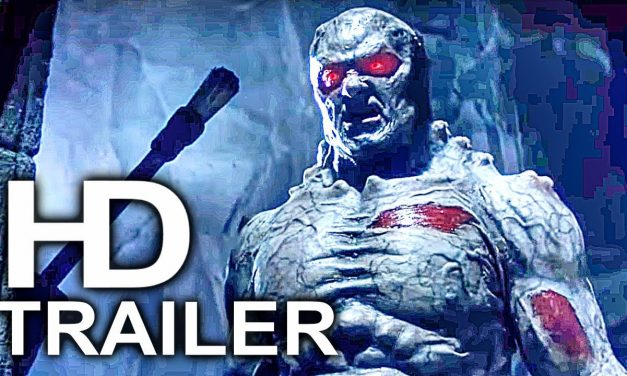DEAD SQUAD TEMPLE OF THE UNDEAD Trailer #1 NEW (2018) Jungle Zombies Horror Movie HD