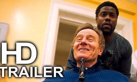 THE UPSIDE Trailer #1 NEW (2019) Bryan Cranston, Kevin Hart Movie HD