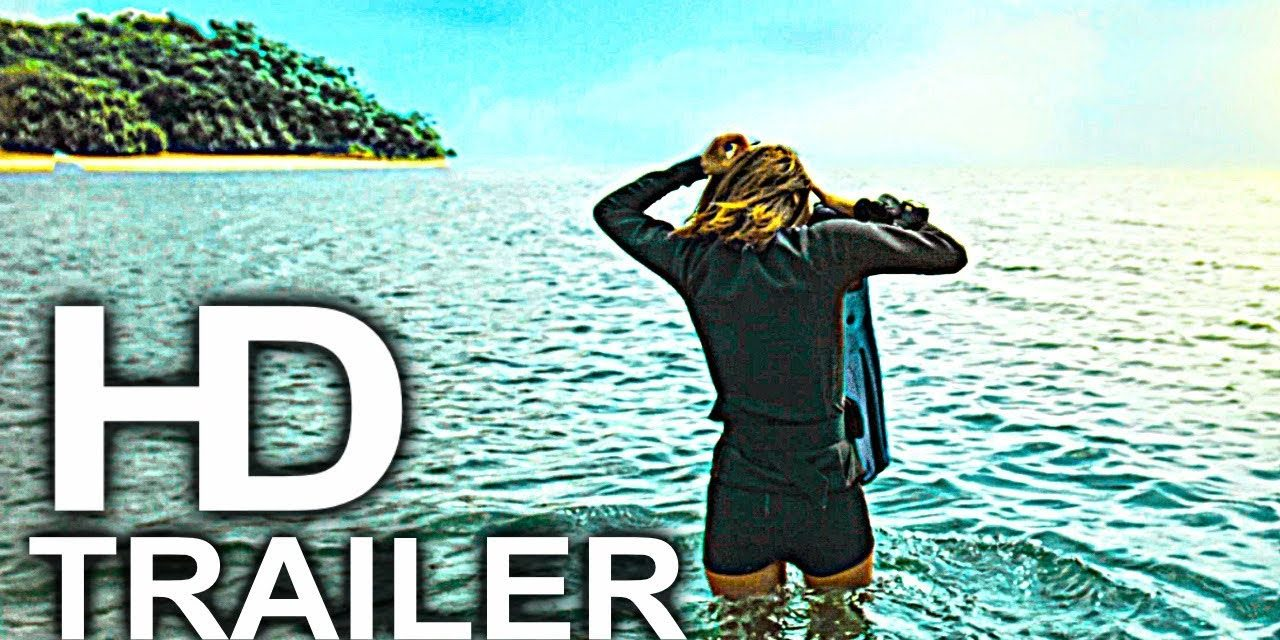 BIG BLUE SEA Trailer #1 NEW (2019) Adventure Movie HD
